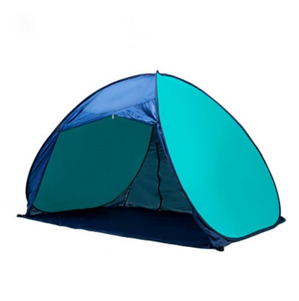 Fptcustom Sonne Schutz Strandzelt, Angeln-Geschwindigkeit Zelt öffnen 34 Personen-Multi-funktions-markise