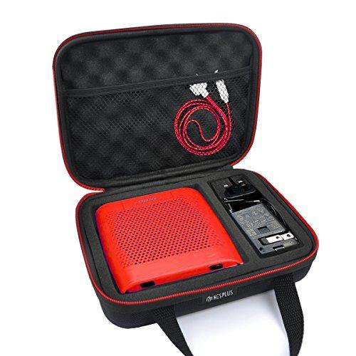 HESPLUS for Bose Soundlink Color Case Soundlink Color 2 Bluetooth Speaker Storage Case Travel Bag - Fit Charger Cord