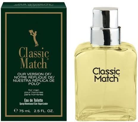 Classic match replica of Polo for men 2.5 oz by Perfume Belscam ...