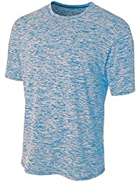 Men's Space Dye Tech Shirt