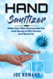 Hand Sanitizer: Make Your Own Homemade Gel and
