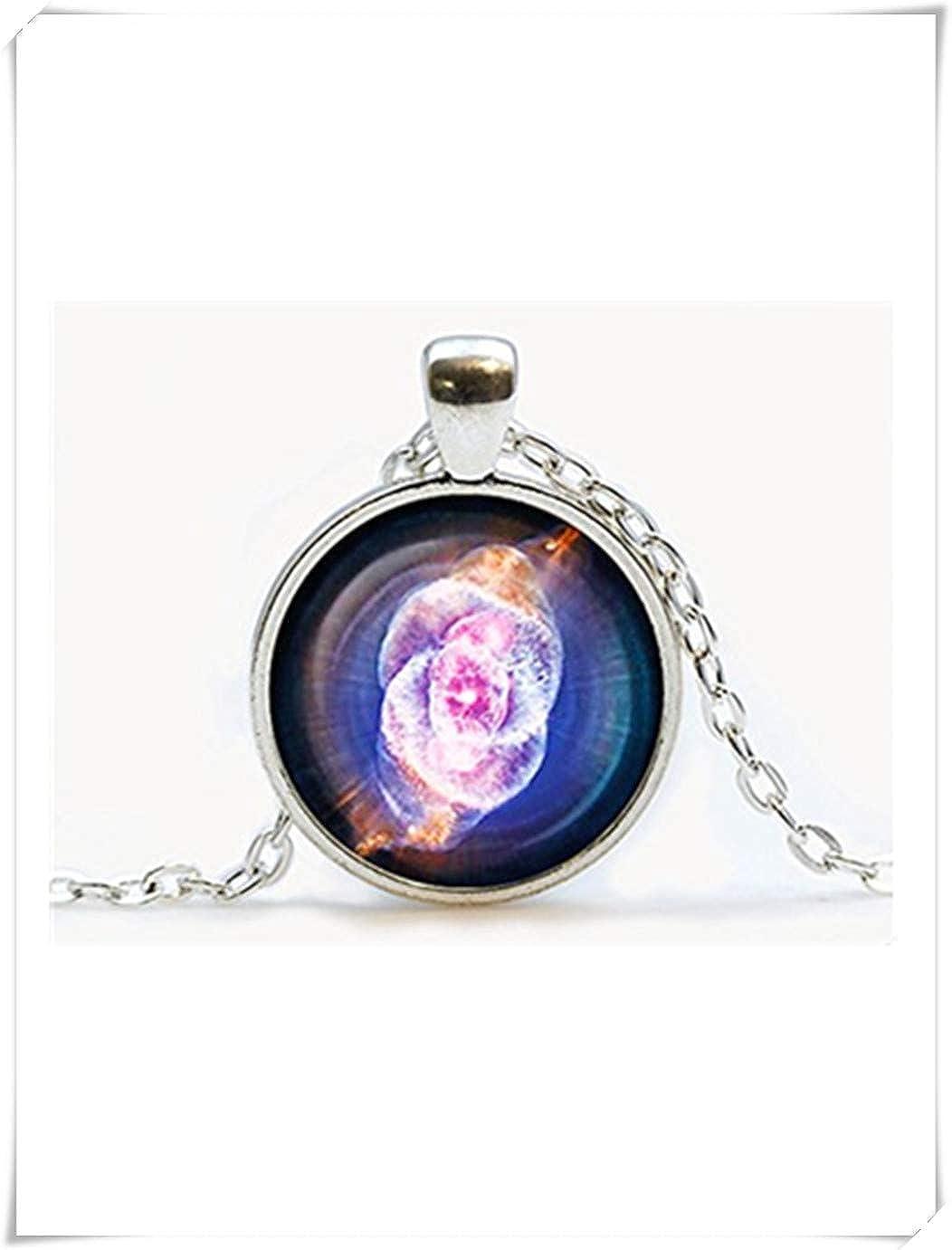 Amazon.com: Cosmos collar. Universo Espacio, joyas, el ojo ...