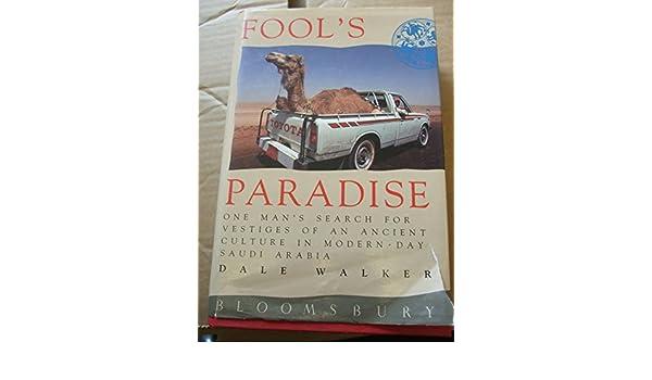 Fools Paradise Amazon Dale Walker Libros En Idiomas Extranjeros