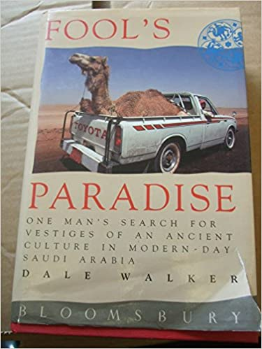 Fools Paradise Amazon Dale Walker 9780747502982 Books
