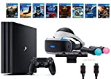 PlayStation VR Deluxe Bundle 12 Items (Small image)