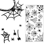 Halloween Spider Face Tattoos Stickers Headband