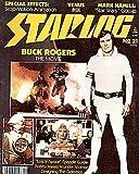 Starlog #21 Apr. 1979 Buck Rogers Mark Hamill Lost in Space Wonder Woman
