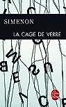 Cage de verre par Simenon