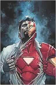 Amazon.com: Tony Stark: Iron Man Vol. 4 (9781302920883): Dan ...