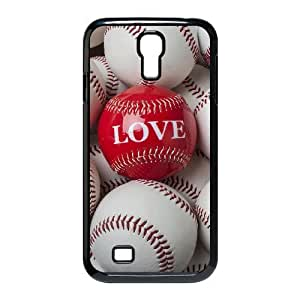 baseball Brand New Cover Case with Hard Shell Protection for SamSung Galaxy S4 I9500 Case lxa#242615