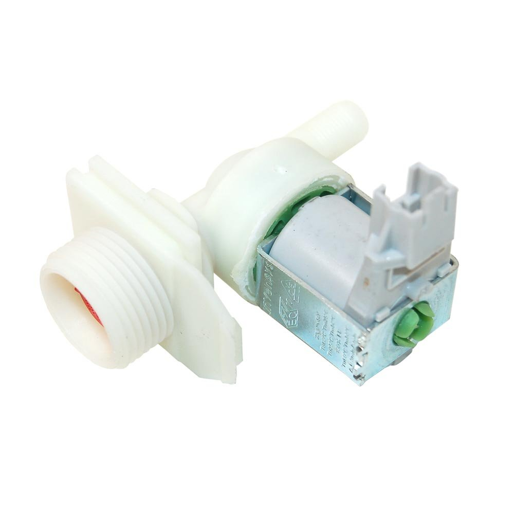 GENUINE BOSCH Washing Machine Single Solenoid Fill Valve 428212