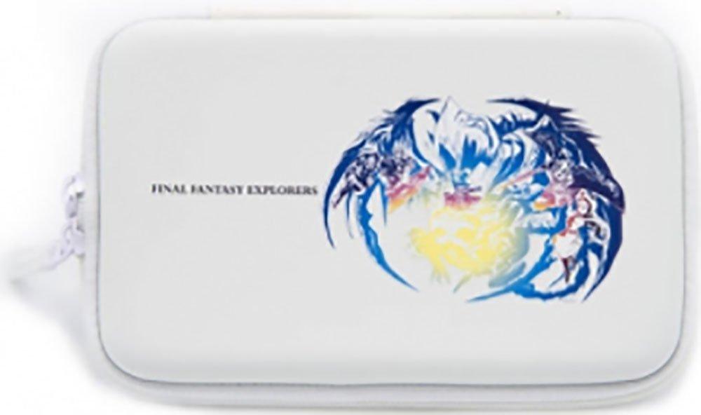 FINAL FANTASY Explorers 3DS Hard Case