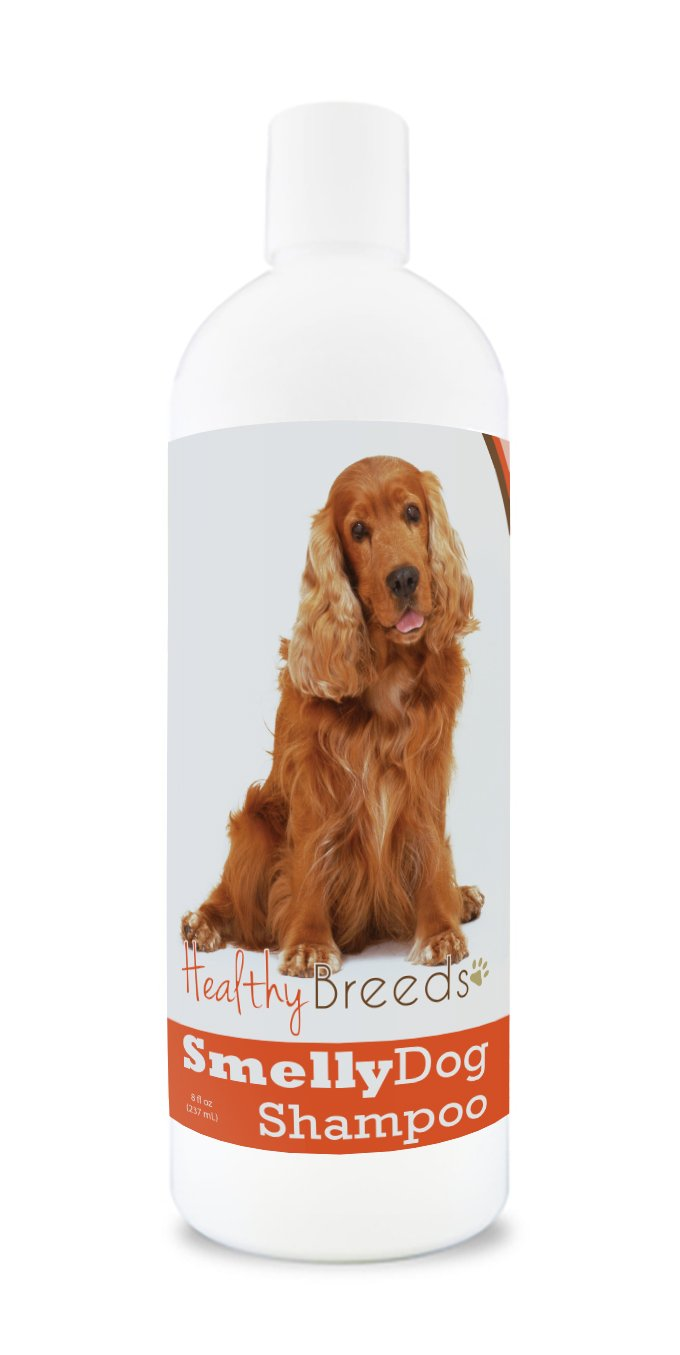 Healthy Breeds Smelly Dog Deodorizing Shampoo & Conditioner with Baking Soda for Cocker Spaniel Over 200 Breeds 8 oz Hypoallergenic for Sensitive Skin