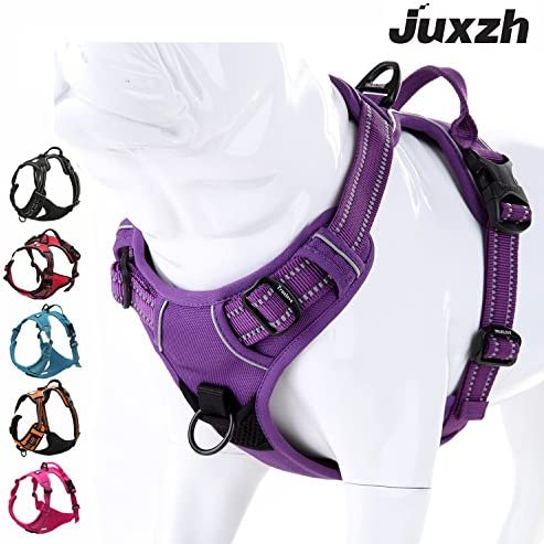 juxzh Harness Reflective Handle Attachments product image