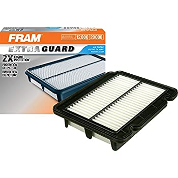 Amazon Com Pg Air Filter Pa5588 Fits 2004 15 Chevrolet