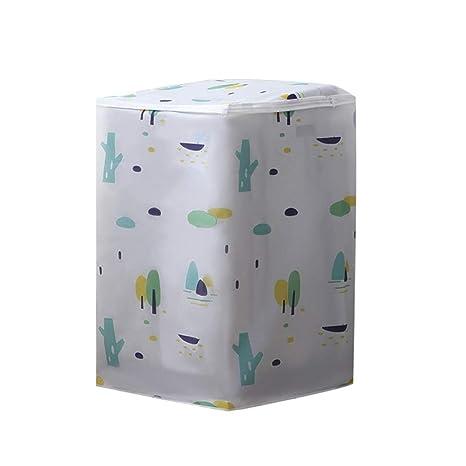 Cabilock - Funda para lavadora automática y resistente al polvo ...