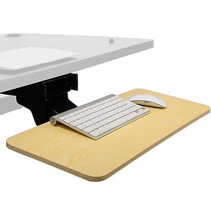 Ratón rotativo y el brazo soporte del teclado, teclado de ...