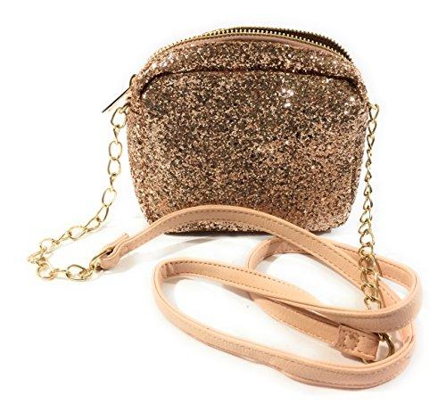 OMG Accessories Glitter Crossbody bag