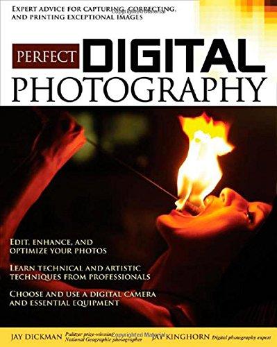 Perfect Digital Photography: Brilliant Pixels from the Digital Darkroom by McGraw-Hill Osborne Media
