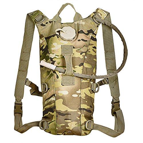 CVLIFE Hydration Backpack Adjustable Shoulder product image