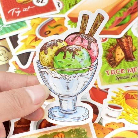 Pegatinas sabrosas de Comida rápida Juguetes para niños ...
