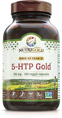 5 HTP 100mg 120 Vegetarian Capsules product image