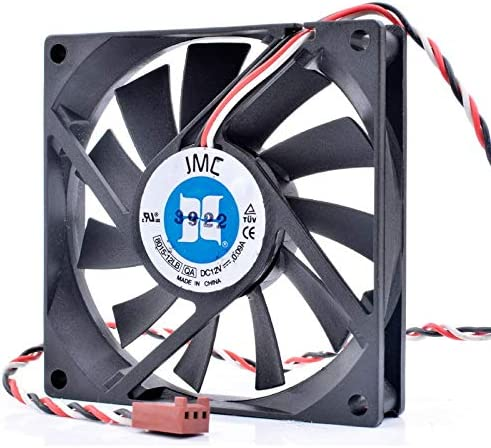 Brand new original JMC 8015-12LB 8cm 8015 12V 0.09A speed monitoring mute computer chassis CPU cooling fan