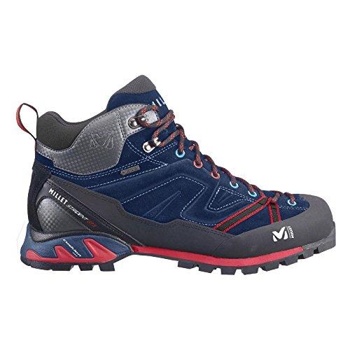 Homme Randonnee Chaussures De BLEU MILLET Trident GTX Super Op1BFYn