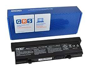 GRS bateria para Dell Latitude E5500, Latitude E5410, Latitude E5510, Latitude E5400, compatible con: KM760, KM742, T749D, KM668, KM752, KM970, MT186, MT187, MT196, MT332, RM649, RM656, RM661, RM668, PW640, PW649, PW651, WU841, WU843, WU852, MT187, MT193, U116D, W071D, X064D, P858D, 312-0762, 312-0769, 451-10616, KM769, para portátil con 6600mAh, 11,1V, Li-Ion bateria, Laptop bateria