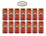 Pack of 14 - California Sun Dry Julienne Cut Sun-Dried Tomatoes, 8.5 oz