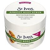 St. Ives Apricot Body Scrub - Invigorating (300ml)