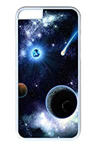 iphone 6 4.7inch Case and Cover Meteor PC case Cover for iphone 6 4.7inch White