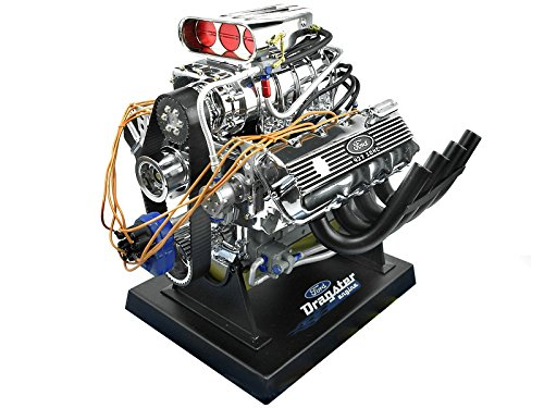 Liberty Classics 1:6 Engine-Ford Dragster 1: 6 (5 Piece)