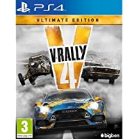 V-Rally 4 Ultimate Edition for PlayStation 4
