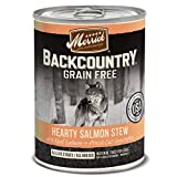 Merrick Backcountry Hearty Salmon Stew Pet Food, 1...
