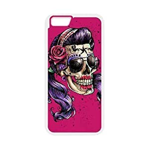 Diy Colorful Sugar Skull For SamSung Galaxy S5 Mini Phone Case Cover White Shell For SamSung Galaxy S5 Mini Phone Case Cover [Pattern]