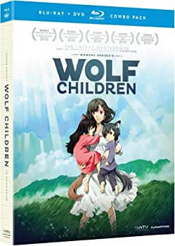 Wolf Children: The Movie on Blu-ray