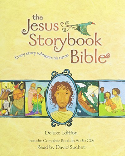 The Jesus Storybook Bible Deluxe Edition by Lloyd-Jones, Sally (2014) Hardcover