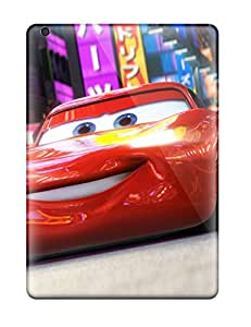 Forever Collectibles Lightning Mcqueen In Cars 2 Hard Snap-on Ipad Air Case