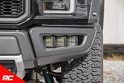 Rough Country Custom Triple LED Fog Light ()
