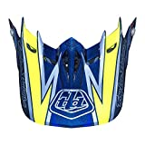 Troy Lee Designs Adult D2 Visor Proven BMX Helmet Accessories - Navy/One Size