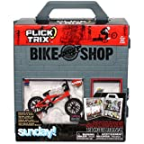 Flick Trix BMX Display Case with Bike Assortment [Spielzeug]