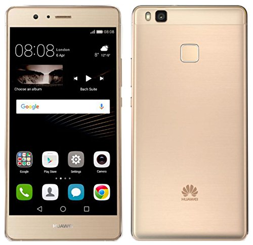 Huawei P9 Lite VNS-L53 Single SIM Factory Unlocked 16GB - 2GB RAM (International Version - No Warranty) (Gold)