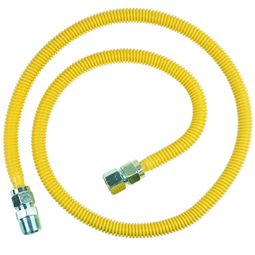 Top 10 recommendation flexible gas line 3/4 60 for 2019