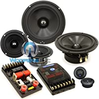 HD-632 - CDT Audio 6.5 2-Way HD Series Component Speakers System