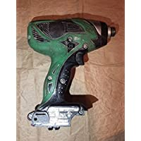 Hitachi Wh18Dsal Impact Driver Drive Noticeable