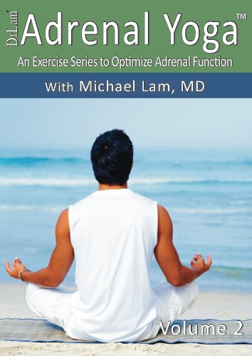 - Dr Lam's Adrenal Yoga Exercise DVD Volume 1 with Free Audio Bonus in Downloadable MP3 Format