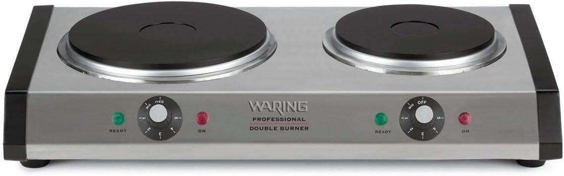 Waring Pro Double Portable Burner