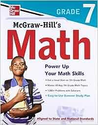 Mcgraw Hill S Math Grade 7 Amazon Ca Mcgraw Hill border=