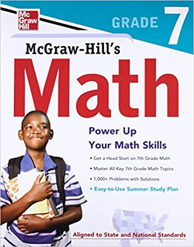 McGraw Hill S Math Grade 7 9780071748636